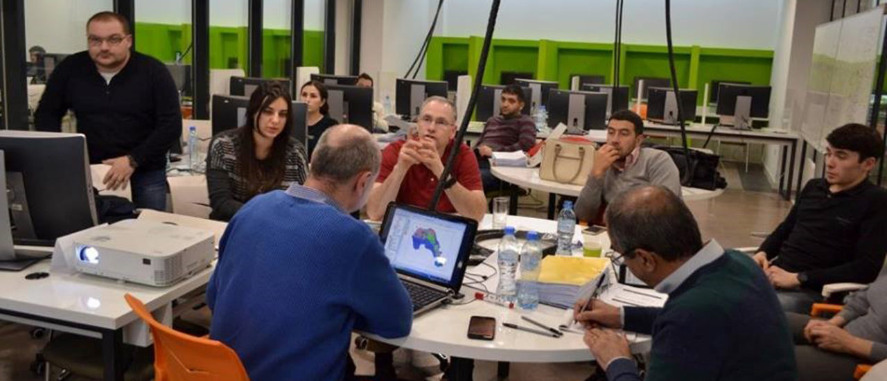 Developing Local Capacity in Armenia to Make Better Decisions with Data